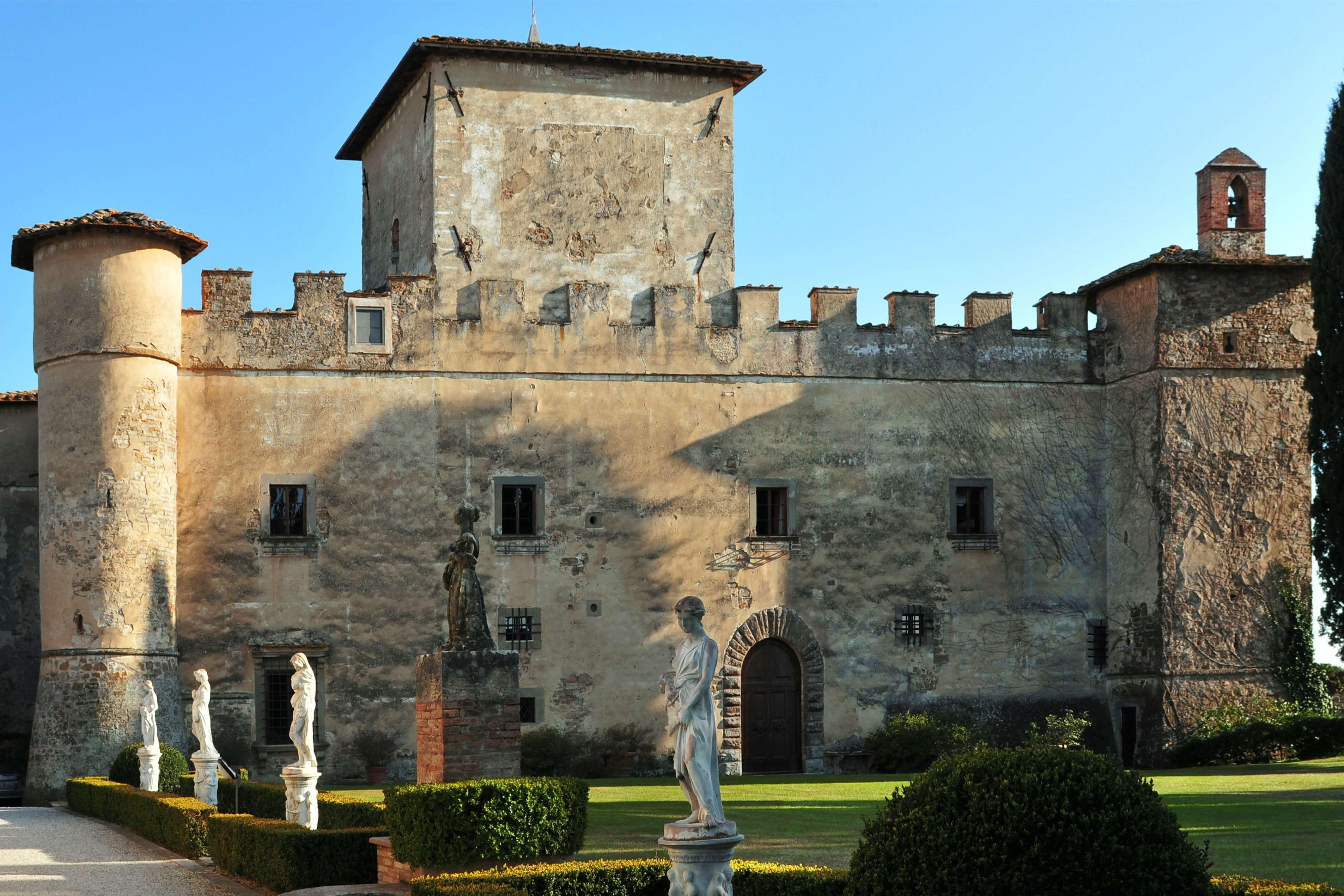 castello paneretta